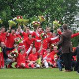 Foto's kampioenswedstrijd Dussense Boys 1