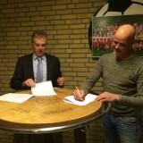Driejarig sponsorcontract s.v. Dussense Boys en Rabobank Altena