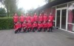 B1 van s.v. Dussense Boys naar de finale KNVB Beker