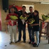 Afscheid Marrien, Bart, Bastiaan en Lisette